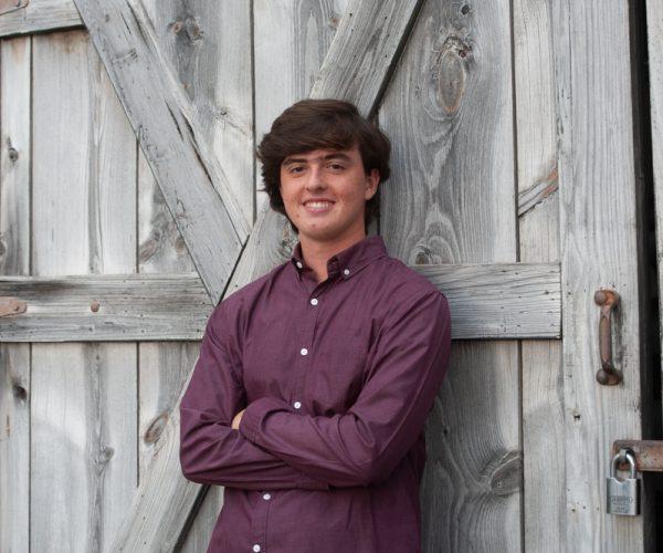 Connor Senior Photos (unedited)